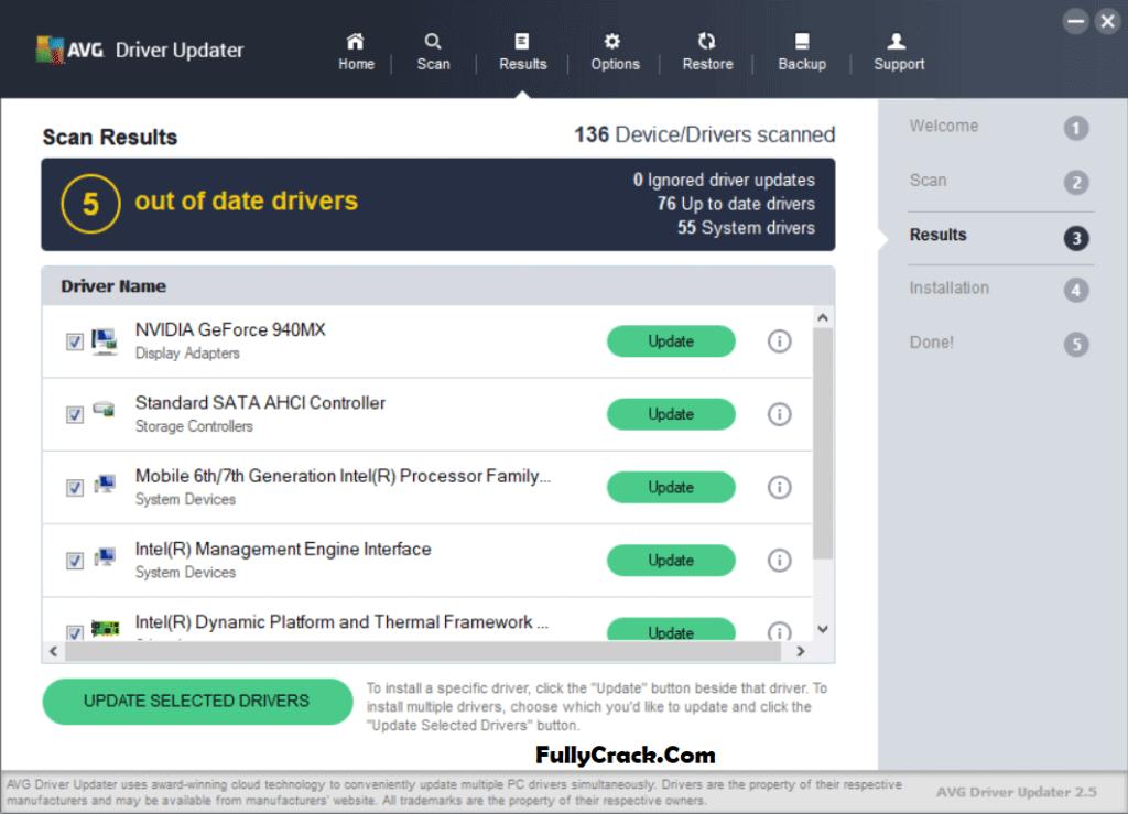 AVG Driver Updater Keygen