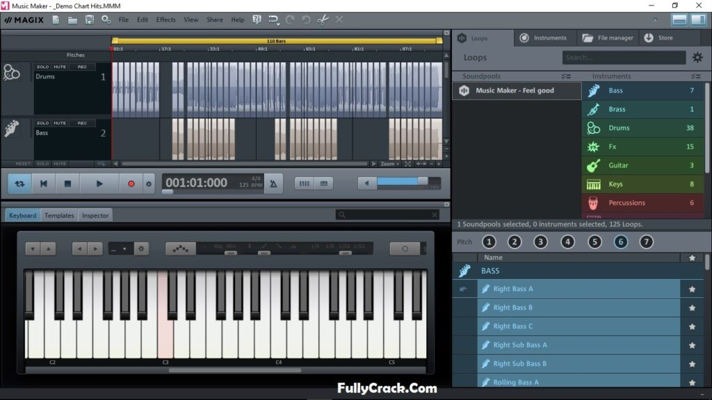 Magix Music Maker Keygen