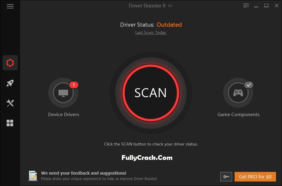 IObit Driver Booster Pro License Key