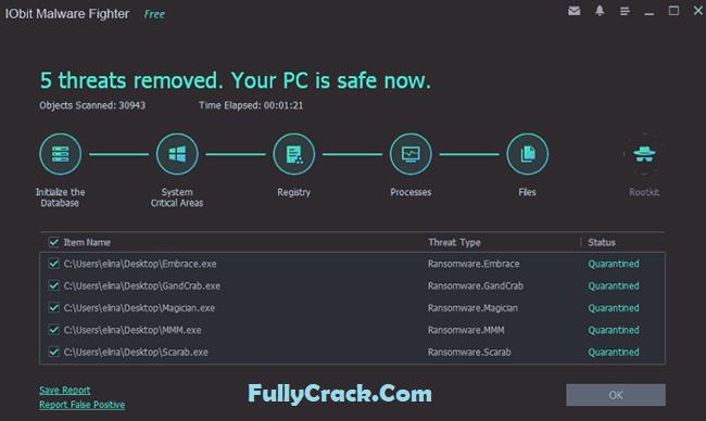 IObit Malware Fighter Pro Keygen
