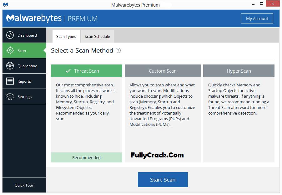 Malwarebytes Anti-Malware 4.1.2.73 Crack & License Key [Lifetime]