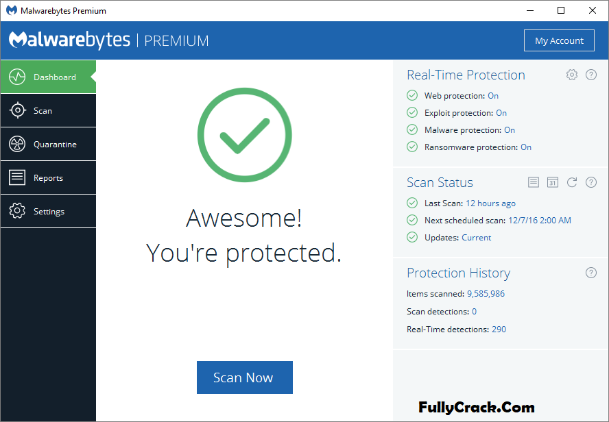 Malwarebytes Anti-Malware License Key