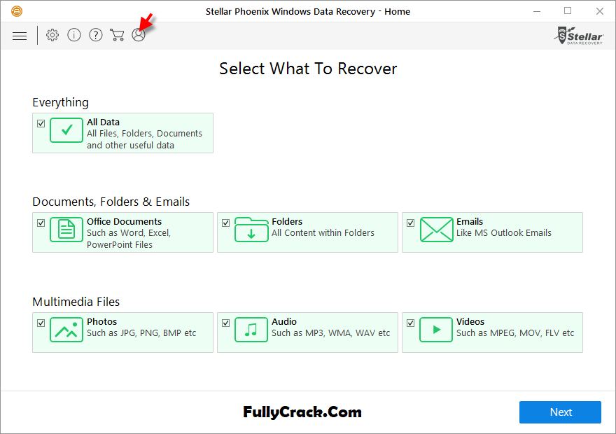 Stellar Phoenix Data Recovery Pro Activation Key