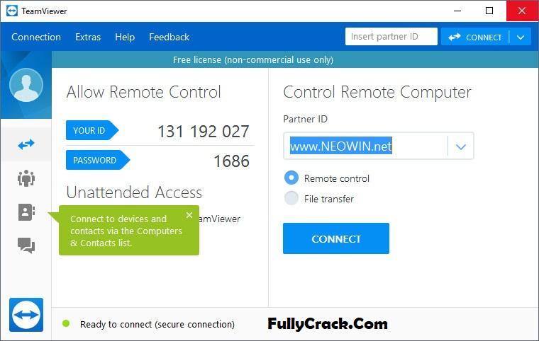 TeamViewer License Key