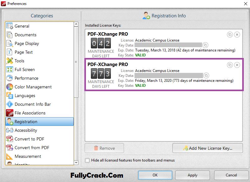 PDF-XChange Editor Keygen