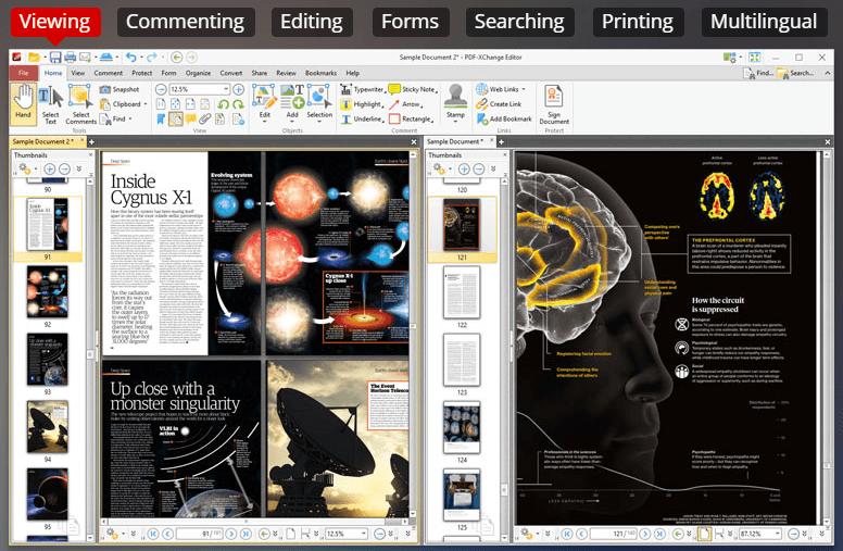PDF-XChange Editor License Key