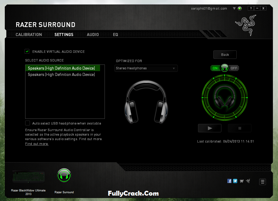 Razer Surround Pro Activation Key