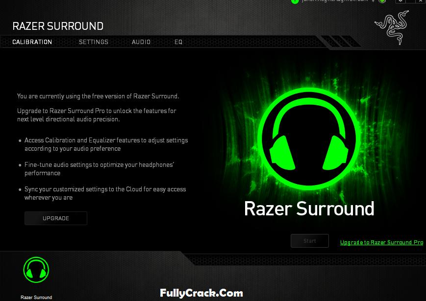 Razer Surround Pro Keygen