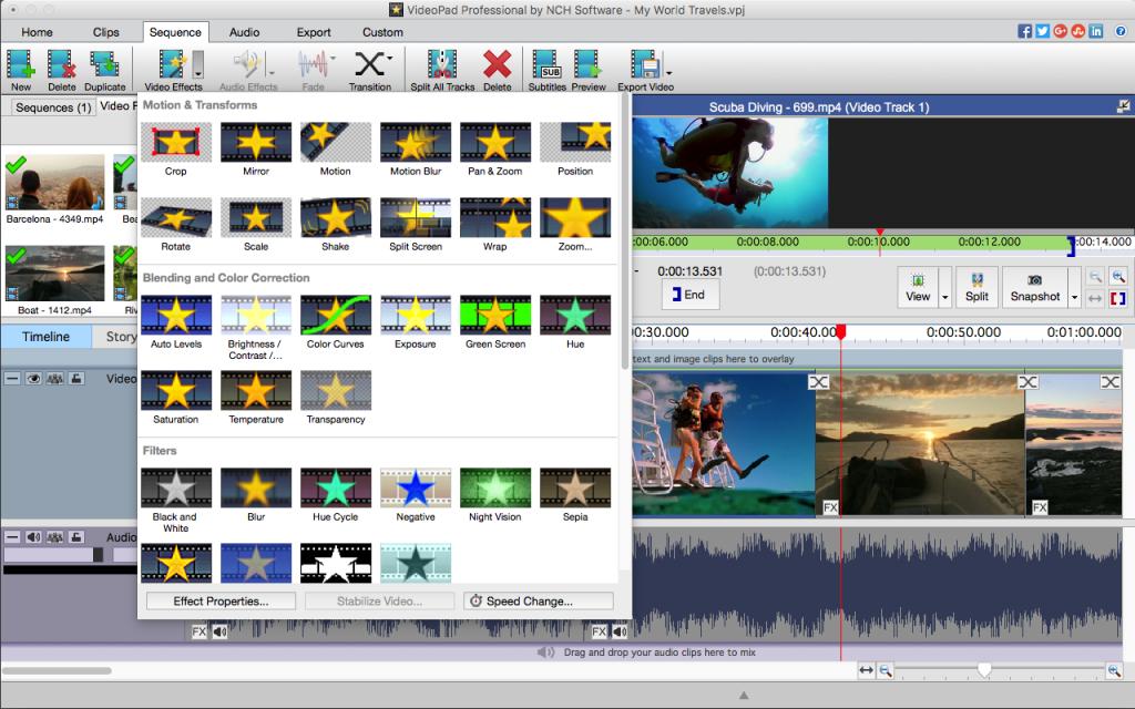 VideoPad Video Editor Registration Code