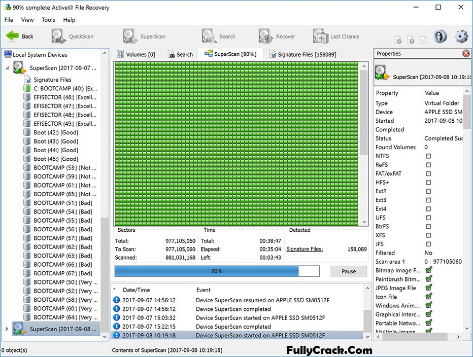 Active File Recovery Activation Key