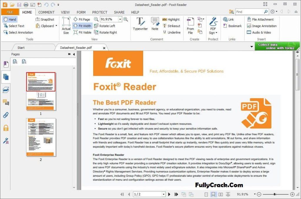 Foxit Reader Activation Key