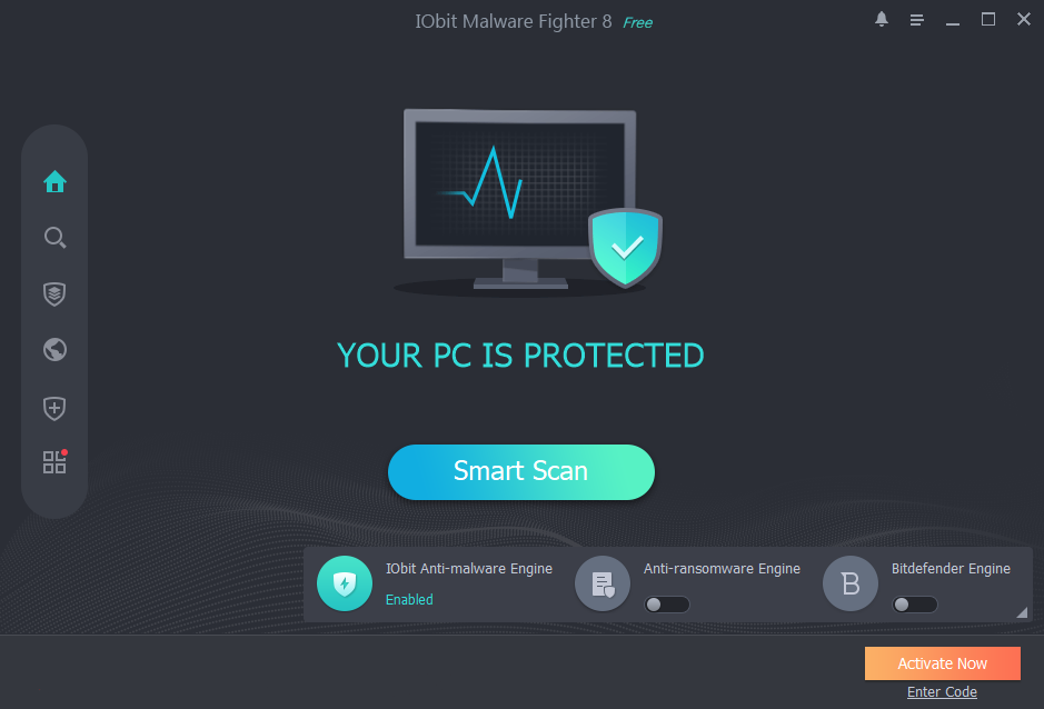 IObit Malware Fighter License Key